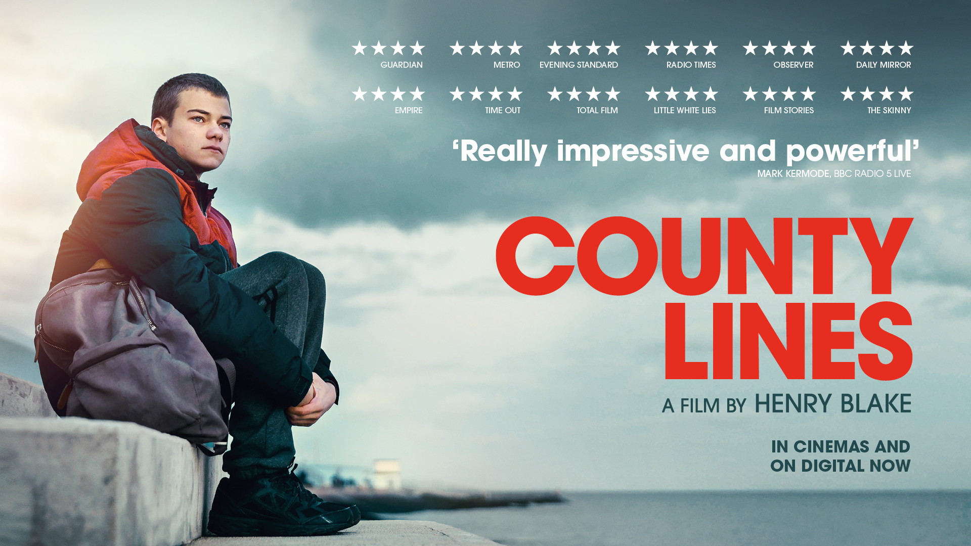 County Lines - A film by Henry Blake